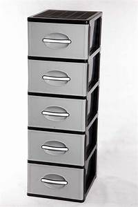 Ready, Stock, Maxonic, 5, Tier, Plastic, Drawer, Cabinet, Storage, Cabinet, M2500