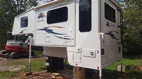 adventurer lp eagle cap  truck camper