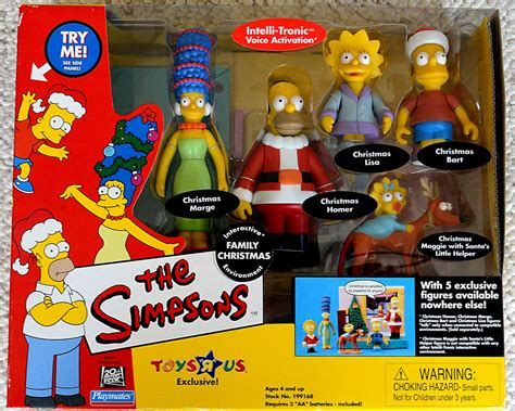 5 Of The Most Iconic Simpsons Toys Ever Made