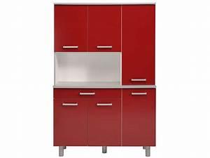 Buffet 120 cm cerise vente de buffet de cuisine conforama for Deco cuisine pour meuble a vendre