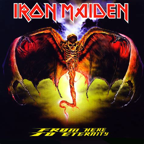 Riddle Of SteeL - MetaL Music: Iron Maiden - From Here To ...