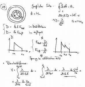 E Feld Berechnen : koaxialkabel e feld und d feld ~ Themetempest.com Abrechnung