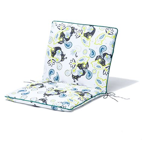 gardenista gold edition garden back seat cushion chair pad waterproof outdoor ebay