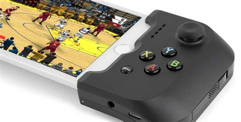 switching to a new iphone gamevice unveils a new iphone 7 controller