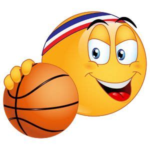 basketball emojis android apps  google play smiley