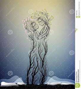Wie Sehen Stiche Von Bettwanzen Aus : paare von leuten sehen wie baumastschattenbilder konzept mit zwei liebhabern baumumarmung im ~ Watch28wear.com Haus und Dekorationen