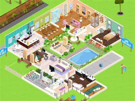 Home Design Games Online : Design Your Dream House Game