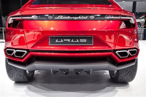 Lamborghini Suv Urus Expected To Arrive In 2017