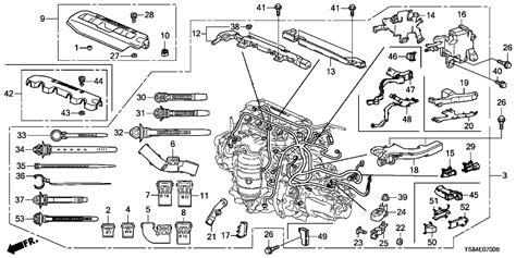 Rna Genuine Honda Holder Engine Harness