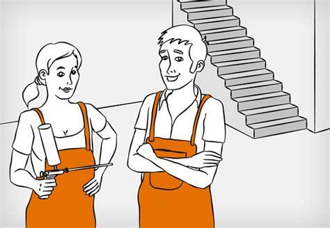 Bodentreppe Verkleiden In 4 Schritten  Obi Ratgeber