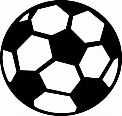 Ball Soccer Clipart Svg