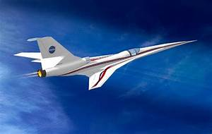 "Meet NASA's new X-planes: ""Quiet"" sonic booms and engines ..."