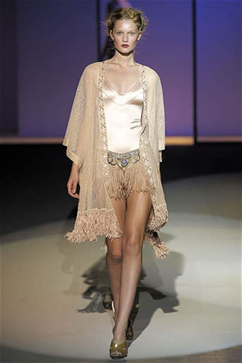 historical style runway fashion influenced