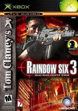 tom clancys rainbow   console rainbow  wiki