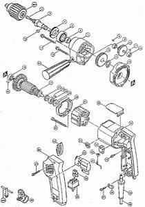 Makita Drill Parts
