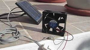 small solar vent fans bing images With solar powered exhaust fan for dog house
