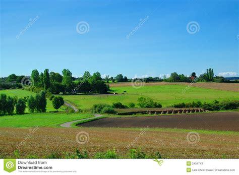 farm landscape pictures idyllic farm landscape stock image image of agricultural 2401743
