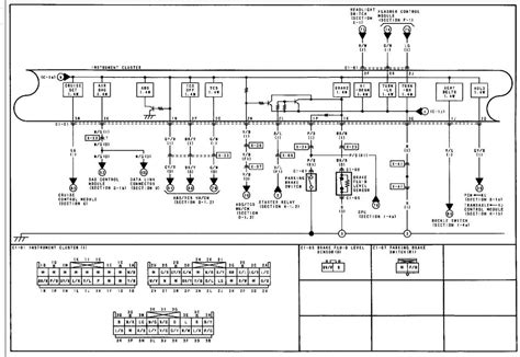 07 Mazda 3 Wiring Diagram by I Need The Wiring Diagram For A 2002 Mazda Millenia