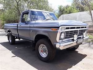 1974 Ford F250 Pick Up 4x4