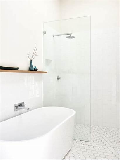 Bathroom Subway Tile Stylish Roundecor Simple