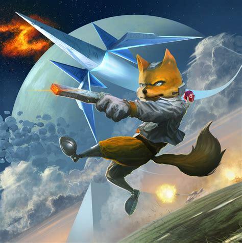 Star Fox By Edsfox On Deviantart