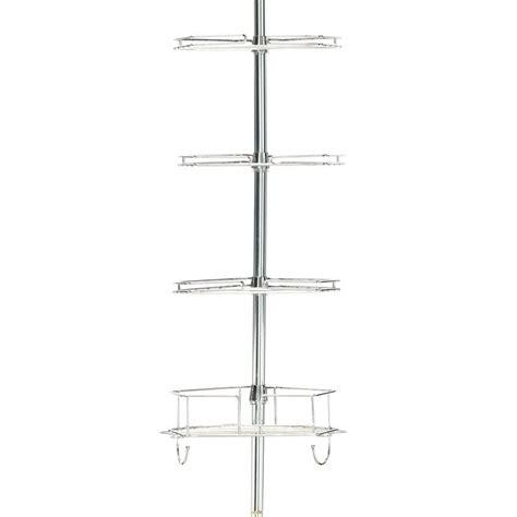 bathroom simple design  standing shower caddy