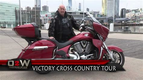Victory Cross Country Tour Review