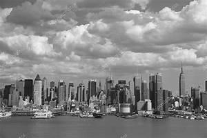 Skyline Bilder Schwarz Weiß : new york city skyline schwarz wei stockfoto ffooter 2852022 ~ Orissabook.com Haus und Dekorationen