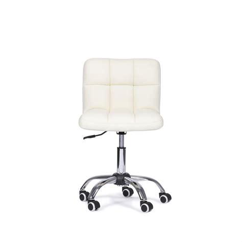 chaise bureau blanc chaise de bureau royal blanc achat vente chaise de