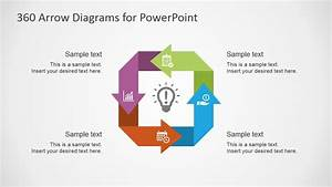 360 Arrows Powerpoint Diagrams
