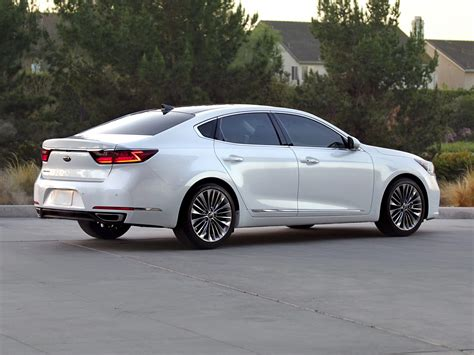 New 2018 Kia Cadenza  Price, Photos, Reviews, Safety