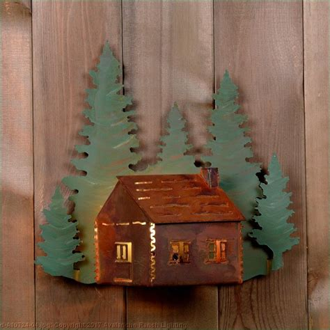 cozy log cabin sconce rustic tree sconces wall lights