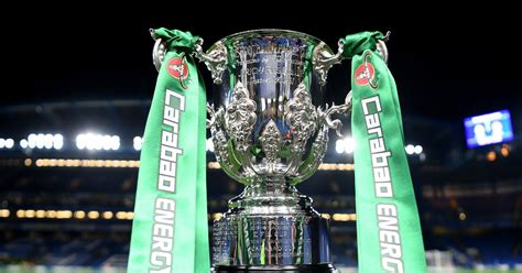 When is the Carabao Cup quarter-final draw? All the key ...