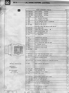 87 Glhs Wiring Harness Swap Q U0026 39 S