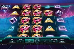Neon Staxx Slot Review & Where To Play line