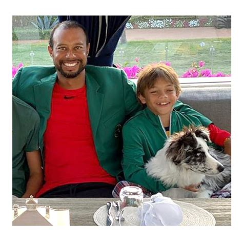 Tiger Woods Kids Now 2020 / They'd never seen that or ...