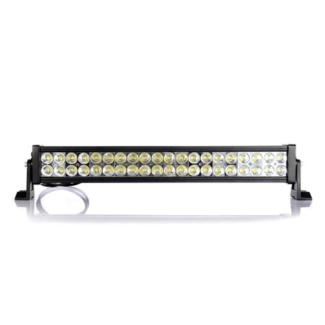 22 inch led bar light 120w led lightbar offroad 12v 24v