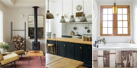 10 Modern Rustic Decor Ideas   These Modern Rustic Rooms