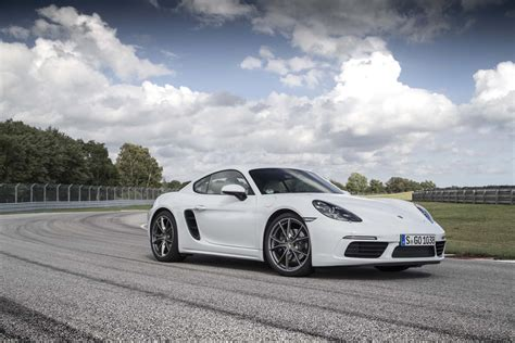 2017 Porsche 718 Cayman First Drive  Automobile Magazine