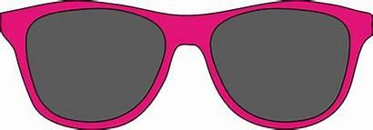 Glasses Clipart Sunglasses Clip Cliparts Bow Silhouette