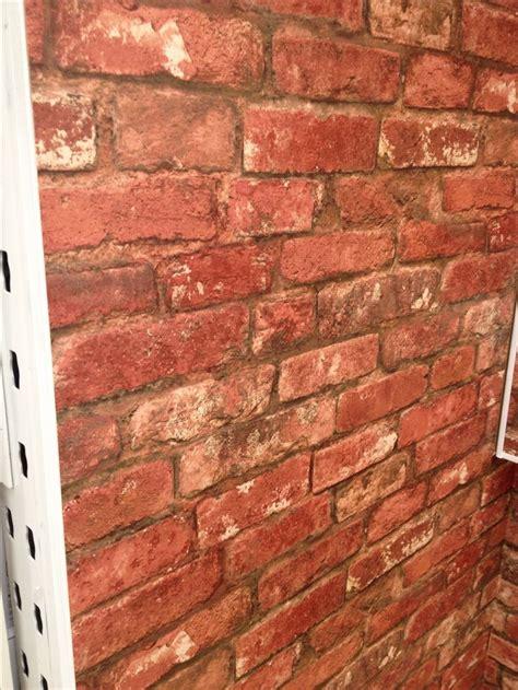 bq brick wallpaper master bedroom accent wall paint