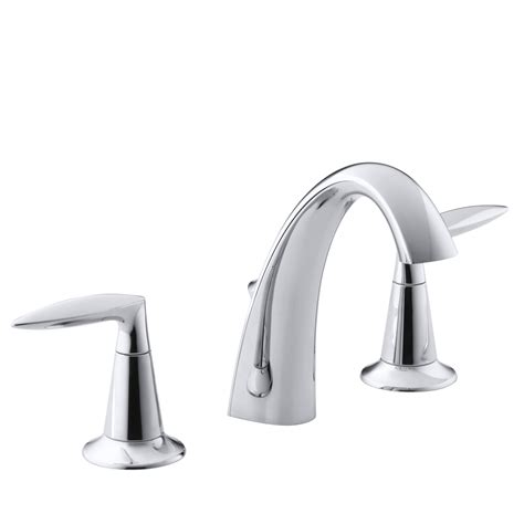 widespread kitchen faucet kohler alteo widespread bathroom sink faucet reviews