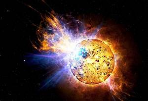 10 Most Incredible Solar Flares Captured In Pictures