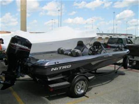 Why Are Nitro Bass Boats Cheap by Bass Boat Nitro
