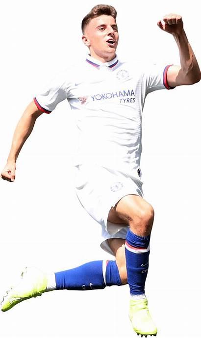 Mason Mount Render Chelsea Football Footyrenders