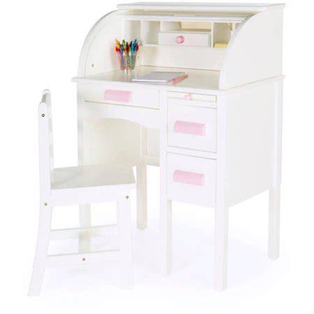 Guidecraft Desk by Guidecraft Jr Roll Top Desk White Walmart