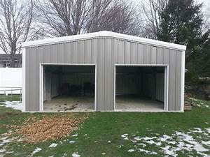 25 best ideas about steel garage on pinterest metal for Cheap shop building kits