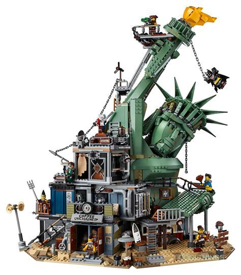 LEGO Movie 2 Welcome To Apocalypseburg Set 70840