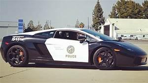 LAPD Gets a Lamborghini Gallardo - NBC Southern California