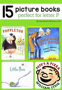 1000 images about letter p crafts on pinterest With letter books for preschool
